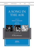 Alfred 00-9262234 Song In The Air-Satb -Jc Book