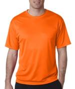 C2 Sport C5100 Adult Performance Tee - Safety Orange Small