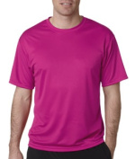 C2 Sport C5100 Adult Performance Tee - Hot Pink Small