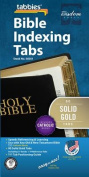 Bible Tabs - Solid Gold - Old