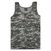 Fox Outdoor 64-747 S Mens Tank Top Terrain Digital - Small