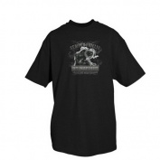 Fox Outdoor 63-70 M US Marines Leave No Man Behind Mens T-Shirt Black - Medium