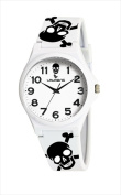Laurens Basic VR04J902Y Womens White Dial Watch