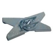 Morris 18388 T-Bar Scissor Clips - 5.1cm . Stud