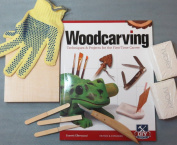 Kid Crafts Woodcarving Kit