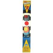 Junior Archery Set, 100cm Fibreglass Bow, 3 46cm Arrows, 4 Colour Targets, Boxed