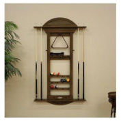 American Heritage Maui Wall Rack in Driftwood Finish 100400HK