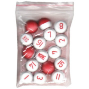 Sterling Gaming Plastic Tally Ball Set