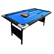 Hathaway Fairmont 1.8m Portable Pool Table