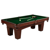 MD Sports Traditional Square Leg Billiard Table, 2.4m