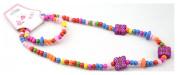 Kids Butterfly Flower Necklace & Bracelet Set