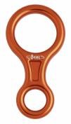 Beal Air Force 8 Descender Orange