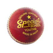 Readers Special School Leather Cricket Ball Youths 140ml