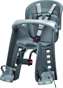 Polisport 67865 Bicycle Child's Seat Grey