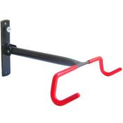 XTools Wall Mounted Foldable Bicycle Garage Bike Storage Hook & Screws