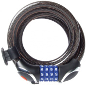 Sterling Locks Combination Locking Cable with LED