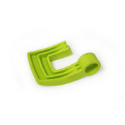 Tacx Quick Release Lever, Left Hand Axle Clamp, (Plastic Lever Only) - Vortex Green