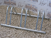 3 Section Cycle/Bicyle/Bike rack by Bison Products