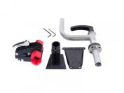 BDBikesTM Lock & Tilt Wall Mounted Bicyle, Cycle, Bike Repair Stand - Bike Maintenance Stand - 360* Swivel