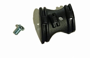 Bottom Bracket Gear Cable Guide & Fixing Screw, Ideal For Road, ATB Bikes Etc