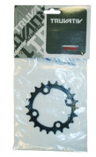 Truvativ MTB Chainring 22T 4 Bolt 64 mm Bolt Centre Diameter Steel - Matte Black
