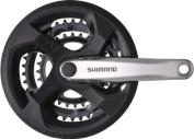 Shimano Tourney FCM131 Crankset 42t 170mm with CHAINGUARD - FCM131C244C-K