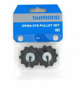 Shimano RDM590/M660 SLX 9/10 Speed Rear Mech Derailleur Jockey Wheel Pulley Set - Y5XU98030