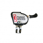 Sturmey Archer 3 Speed Trigger Shifter - Black