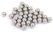 Weldtite 0.5cm Ball Bearings, Loose Precision Bearings, 1 bag x 24 balls