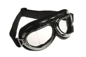 Wwii German RAF Aviator Pilot Motorcycle Right Angle Goggles