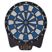 Unicorn Dartboards MK 2 -Electronic Soft Tip LCD Board - Black
