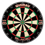 Winmau Professional Level Best Performance Darts Players Dsw Blade 4 Dartboard
