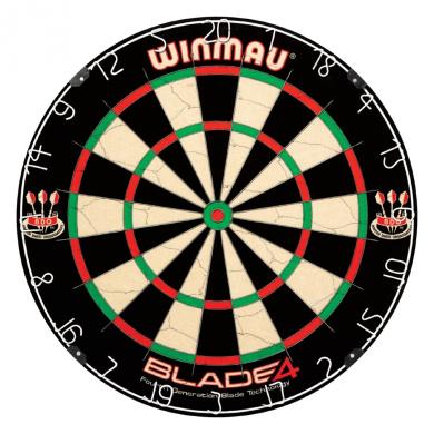 Winmau Professional Level Best Performance Darts Players Dsw Blade 4 Dartboard