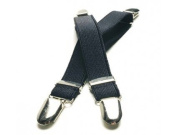 Black Jodhpur Clips For Riding Boots