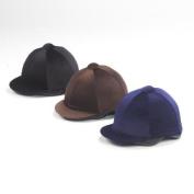 Champion Velvet Skull Cover/Hat Silk. High Quality Velvet. Colours