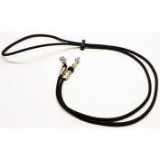 Bungee Elastic Training Reins - training aid made from 6mm tubular elastic - Featuring nickel trigger clips