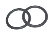Bitz - Rubber Rings for Peacock Safety Stirrups x Pair