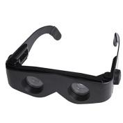 Magnifier Binocular Style Glasses