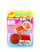Dinsmores Thick Cut Selecta Shot - Pink, Size 8