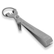 PTL® Prestige fishing line cutters clippers eye hook cleaner sharpener 4 in 1 Snips for fishing fly carp coarse