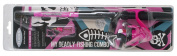 Fladen My Deadly Fishing Telescopic Combo - Pink, 1.65 m