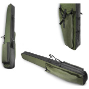 Fishing Rod Holdall, Holder, Bag, Carry Case, Luggage for made up rods with reels - 160cm / 63in
