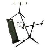Carp Coarse Rod Pod Complete With 3 Swingers And Rod Rest