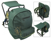 Ace AnglingTM Fishing Tackle Seat Bag Backpack Rucksack Camping Stool Seat Box Tackle Box Bag