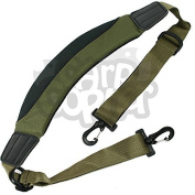 Carp Fishing Tackle Or Hunting Chair Or Bedchair Padded Shoulder Carrying Strap