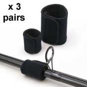 x 3 rod bands