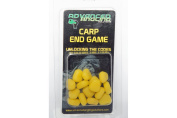 Pop Up Yellow Corn 15 peices Imitation SweetCorn Carp Bait For Carp Fishing Rigs