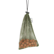 Small Mesh Air Dry Boilie Bag 15 x 25cm carp/coarse fishing