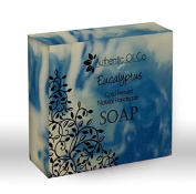 Eucalyptus oil traditional cold pressed handmade soap