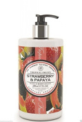 Somerset Tropical Fruits Body Lotion 500ml - Strawberry & Papaya by Tropical Fruits